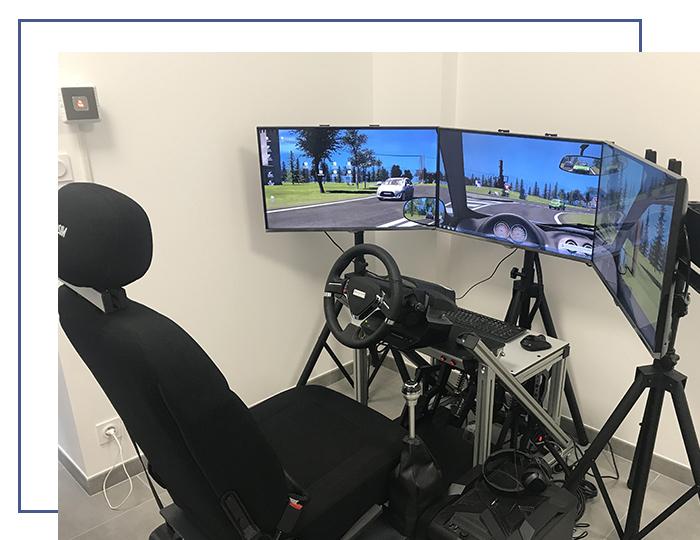 simulateur sécurité routière rennes